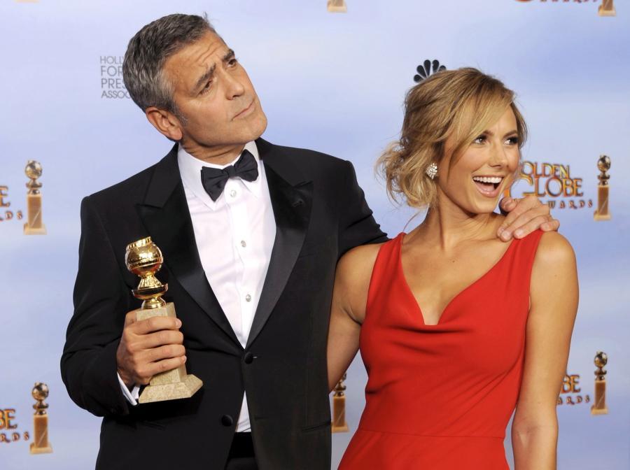 George Clooney – najlepszy aktor w dramacie \