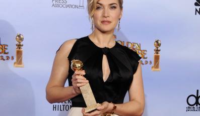 """Najlepsza aktorka w filmie telewizyjnym lub miniserialu: Kate Winslet - """"Mildred Pierce"""""""