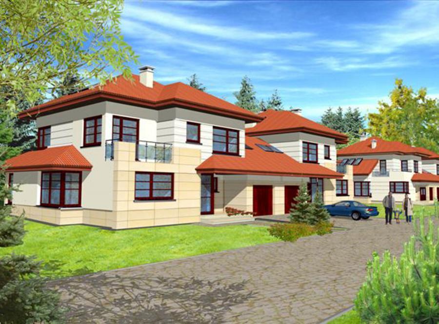 Sedno buduje willowe osiedle na Przyczółkowej