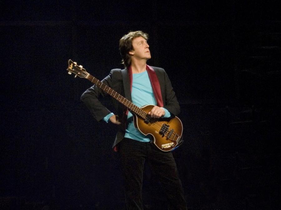 Nowy album Paula McCartneya ukaże się w lutym