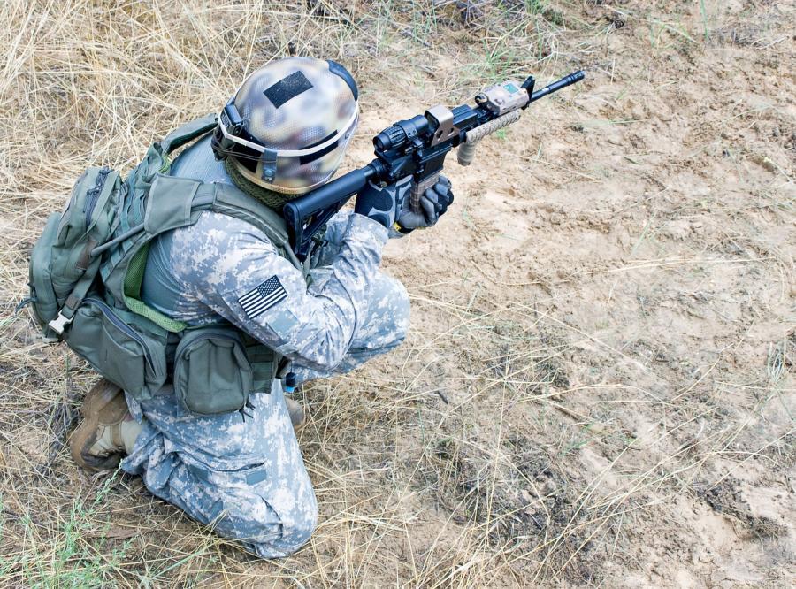Żołnierz amerykański