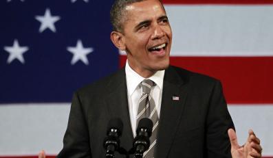 Barack Obama dał popis umiejętności wokalnych