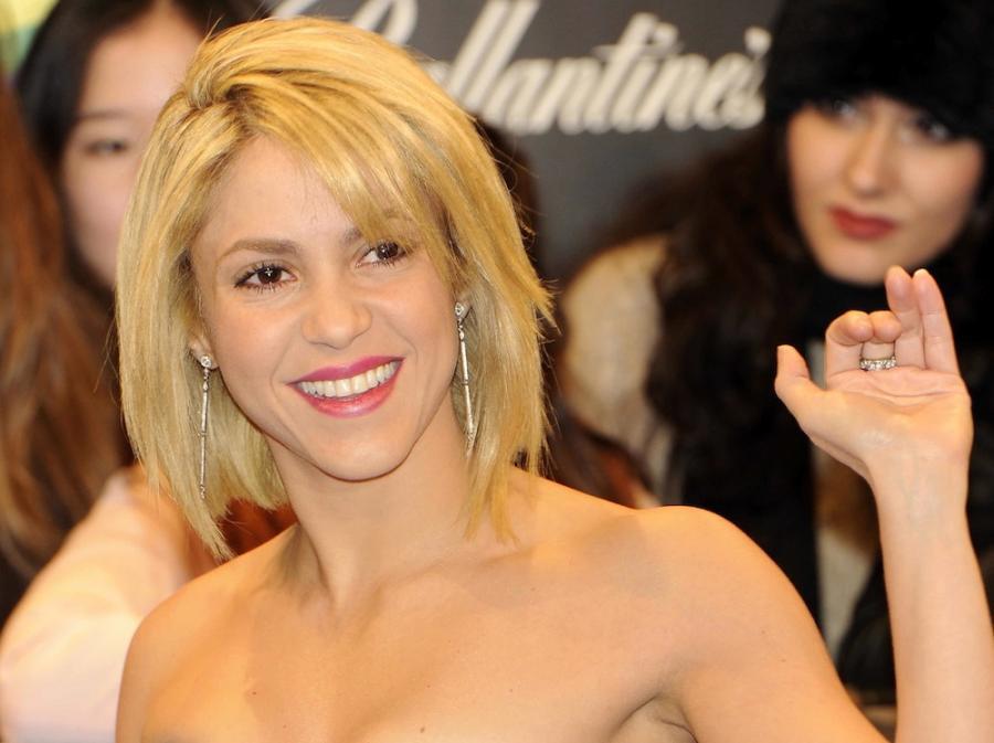 Shakira nagrywa z Britney Spears