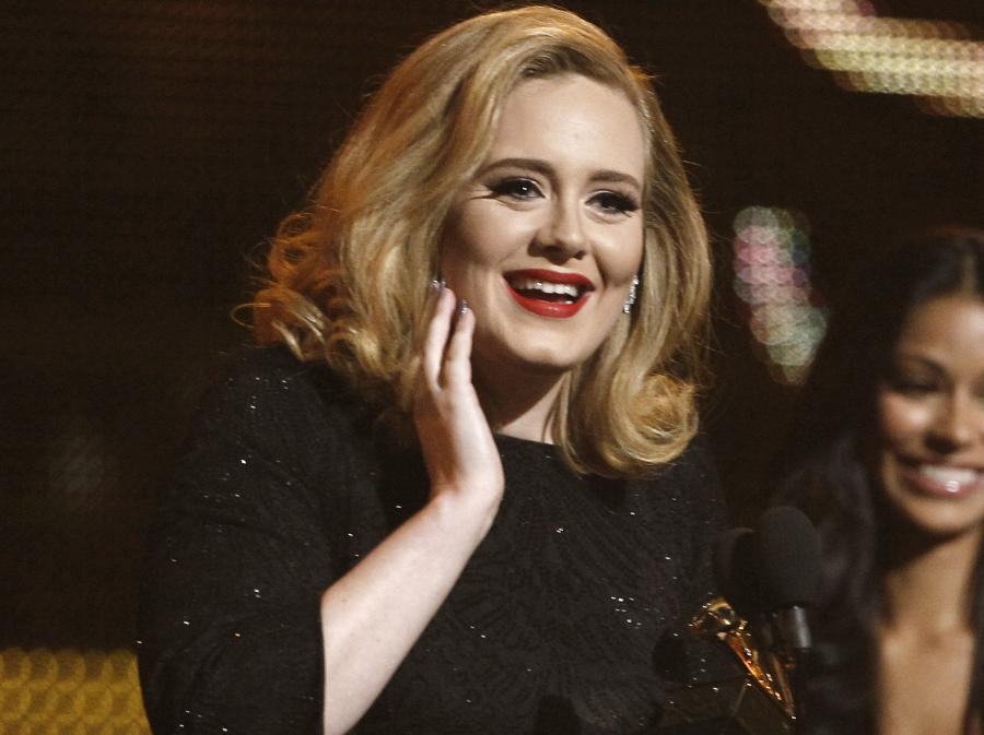 Adele chce \