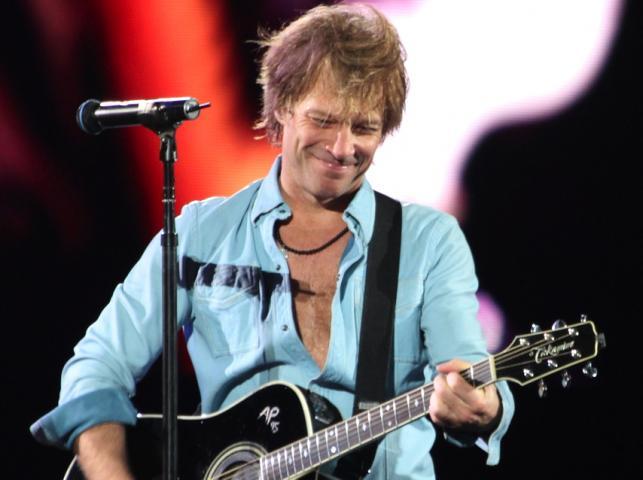 Jon Bon Jovi (New Jersey, maj 2010)