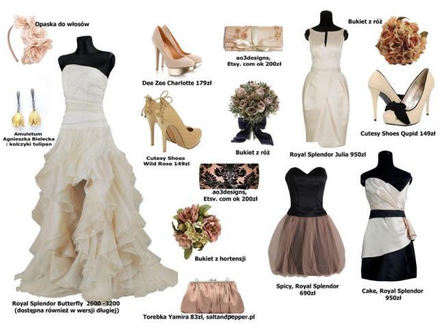 Modne stylizacje ślubne we wszystkich kolorach tęczy