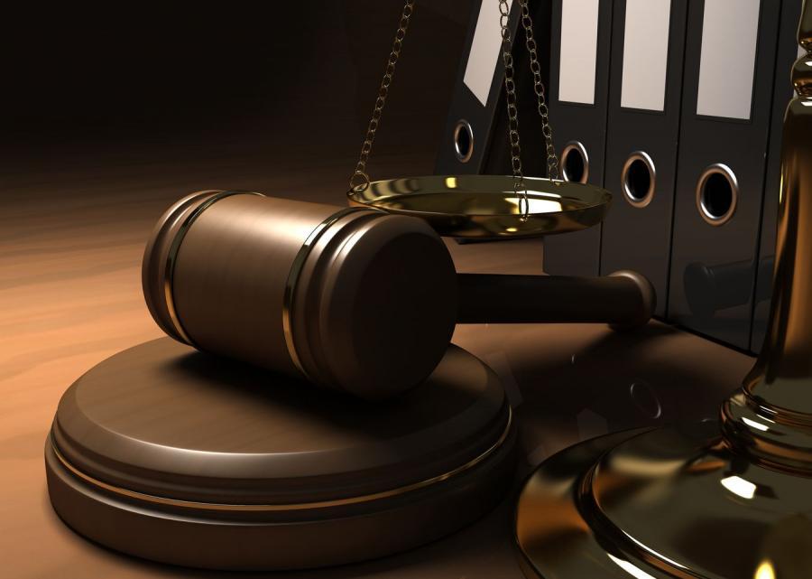 Akcesoria sędziowskie - zdjęcie ilustracyjne