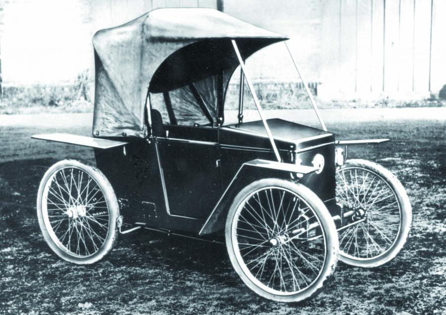 Slaby-Beringer z 1923 roku