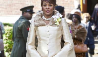 """Whitney Houston w filmie """"Sparkle"""""""