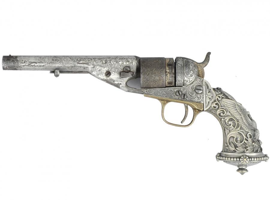 Colt Revolver, 1860