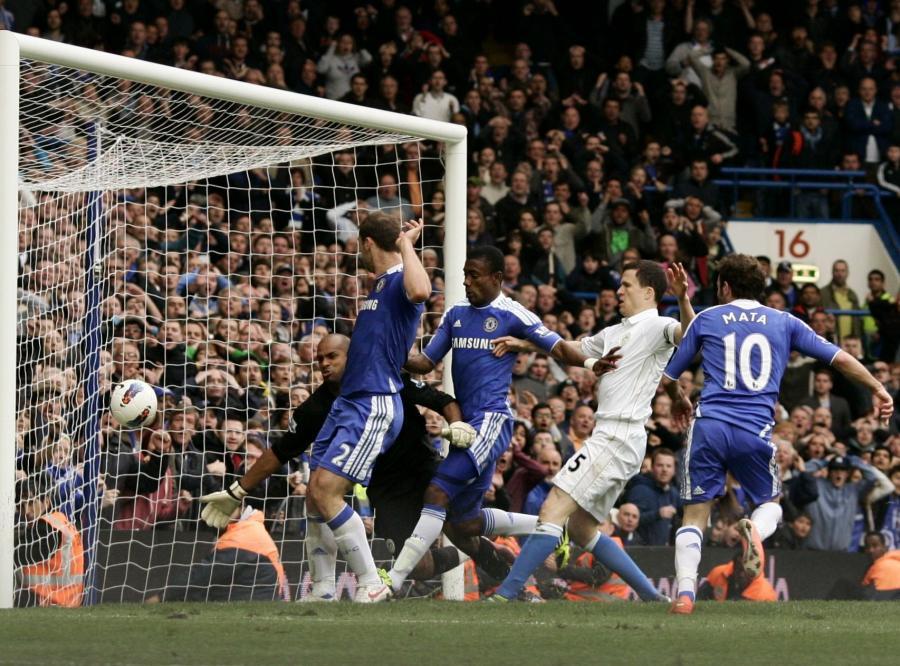 Chelsea - Wigan 2:1