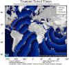 Ucieczka przed tsunami w Indonezji