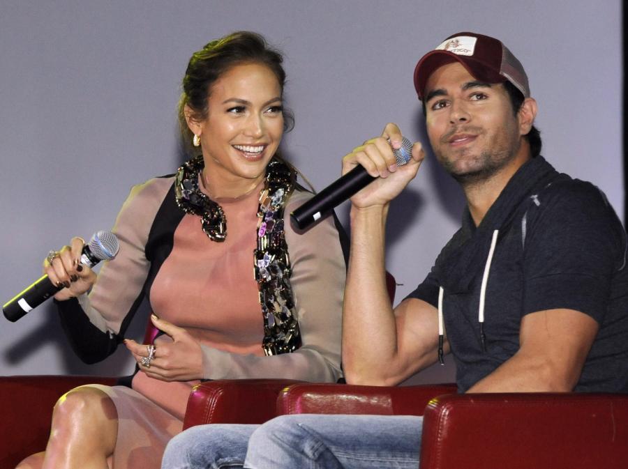 Enrique Iglesias razem z Jennifer Lopez