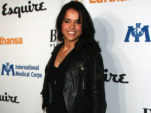 Michelle Rodriguez gwiazdą \