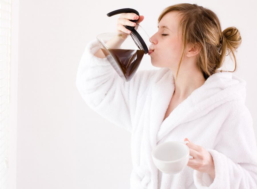 Poranne ćwiczenia lepsze od kawy?