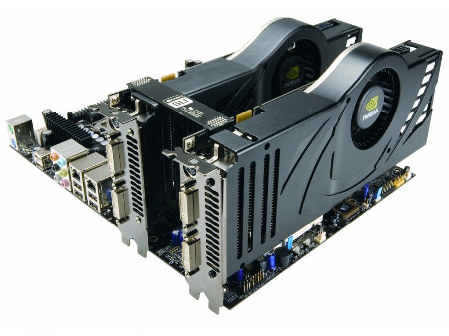 Na płytach z chipsetem Intela uruchomisz tryb SLI