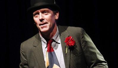 Hugh Laurie gwiazdąnowego RoboCopa?