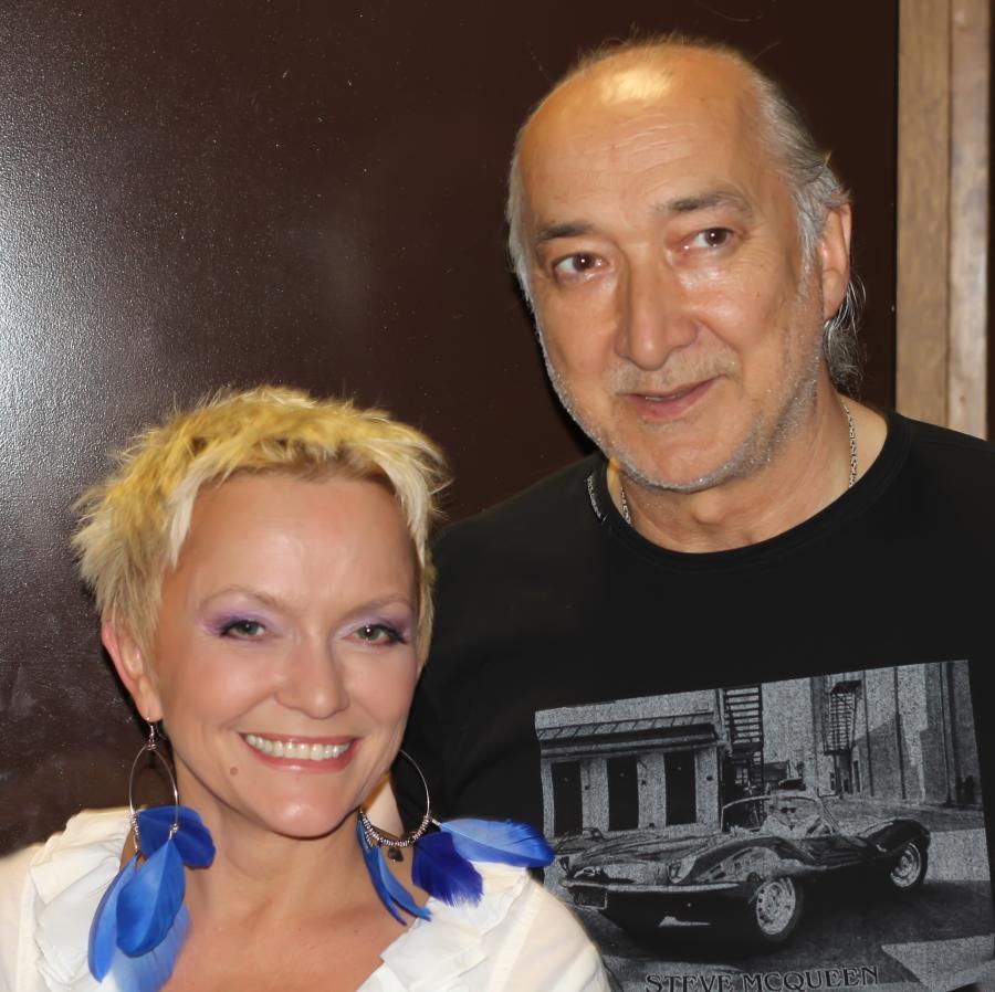 Małgorzata Ostrowska i Marek Jackowski