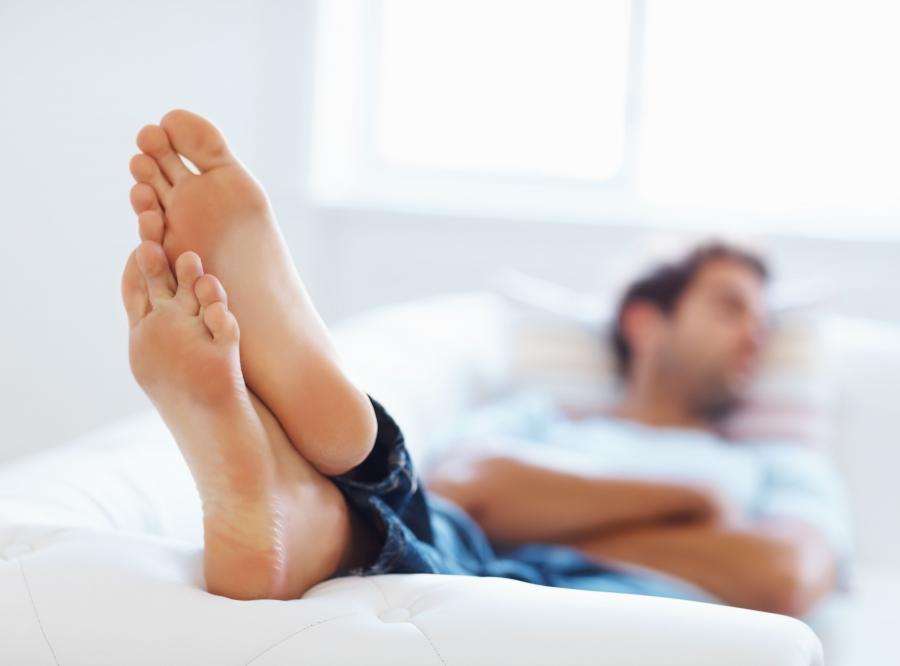 Jak leczyć grzybicę stóp?