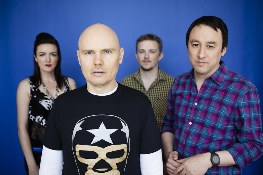 Billy Corgan i The Smashing Pumpkins