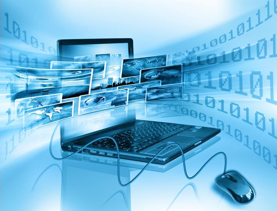 Komputer w internecie