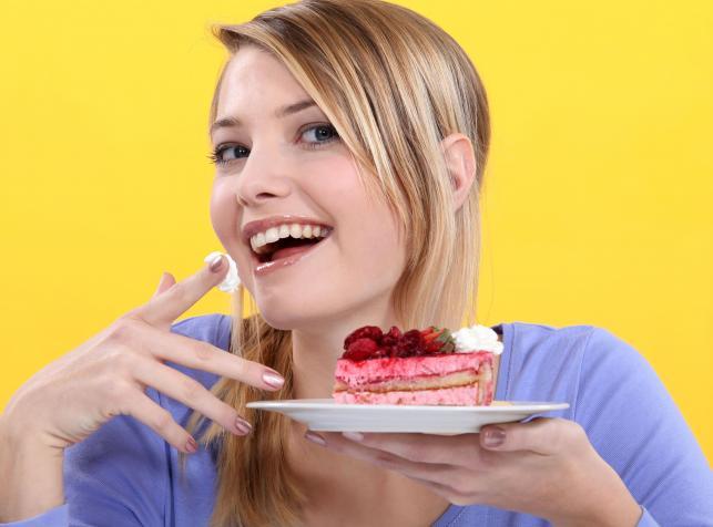 """Po piąte: staraj się pozbywać z potraw ich najbardziej tuczących """"elementów"""""""