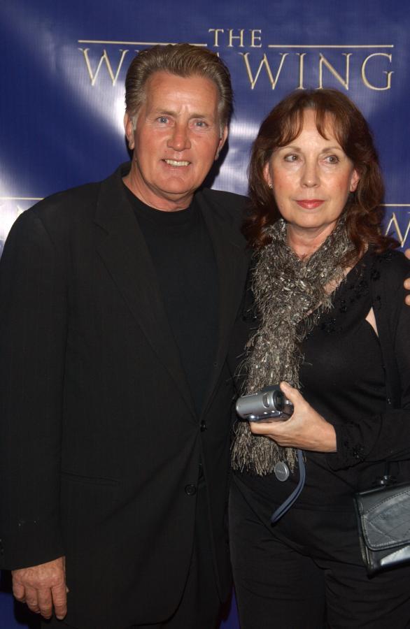 Długodystansowcy w Hollywood - Martin Sheen z żoną Janet Templeton