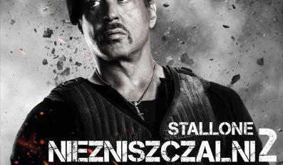 """Sylvester Stallone jako Barney Ross w """"Niezniszczalnych 2"""""""