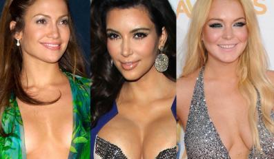 Gwiazdy najczęściej wyszukiwane w internecie