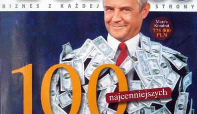 """""""Forbes"""" zamieszcza ranking najcenniejszych gwiazd Polski"""