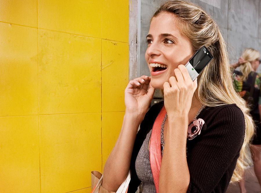 Smukły Sony Ericsson dla smukłych ludzi?