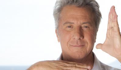 Dustin Hoffman w Cannes (2008)