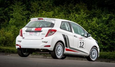 Toyota TMG Yaris R1A