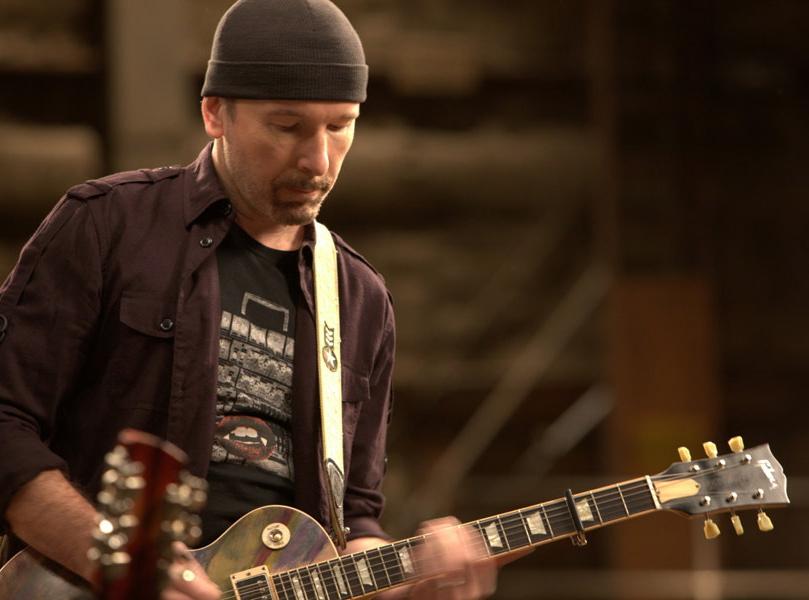 The Edge w filmie dokumentalnym \