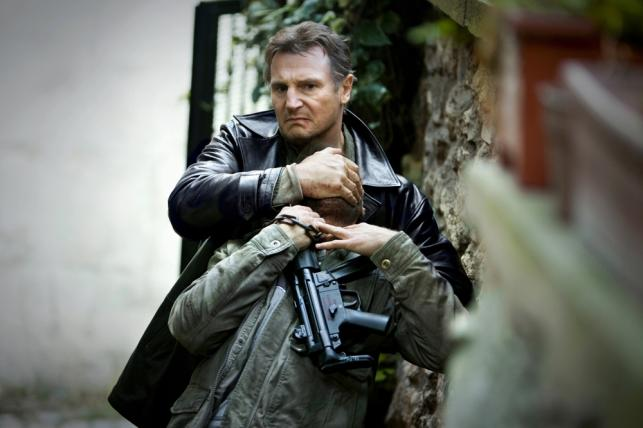 Liam Neeson jako Bryan Mills