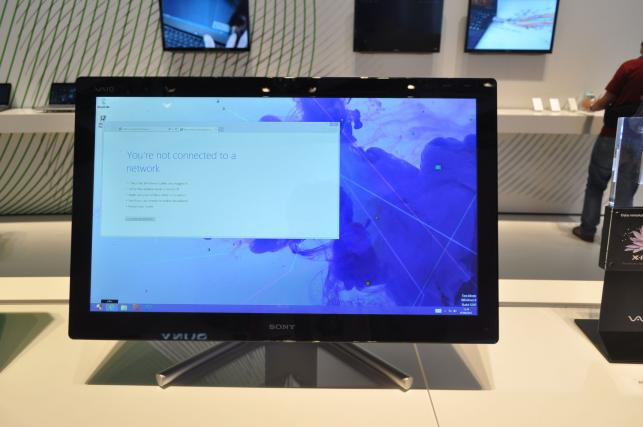 All-in-one od Sony