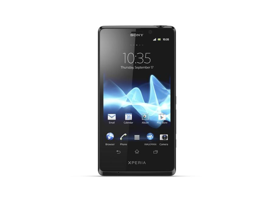 Xperia T, nowy smartfon Sony