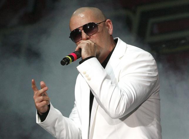Wokalista roku: Pitbull