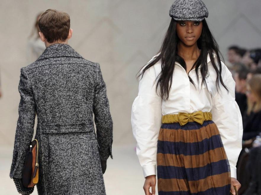 To się nosi jesienią  inspiracje z najznakomitszych wybiegów - Moda ... 2487a02b56