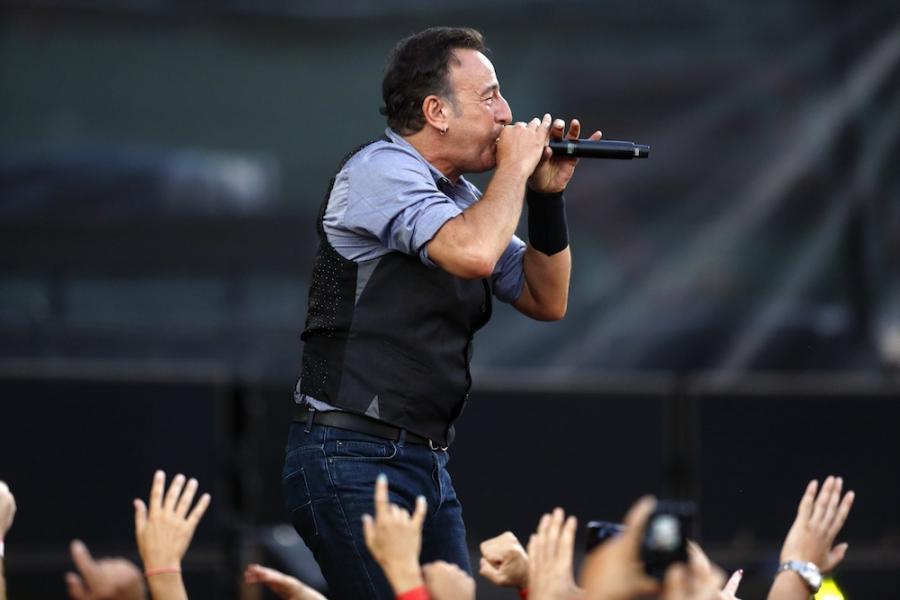 Bruce Springsteen świętował 63. urodziny