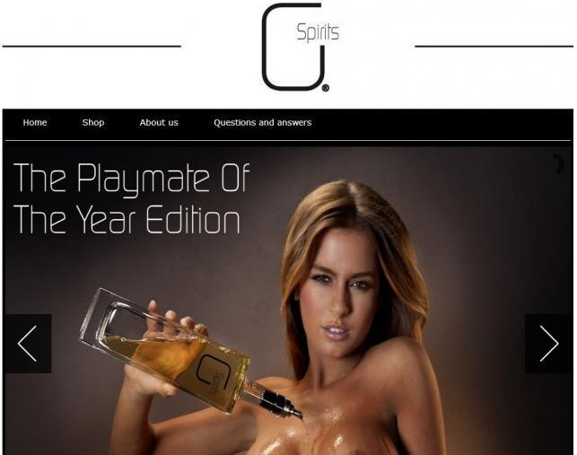 Alexa Varga (promuje whisky)