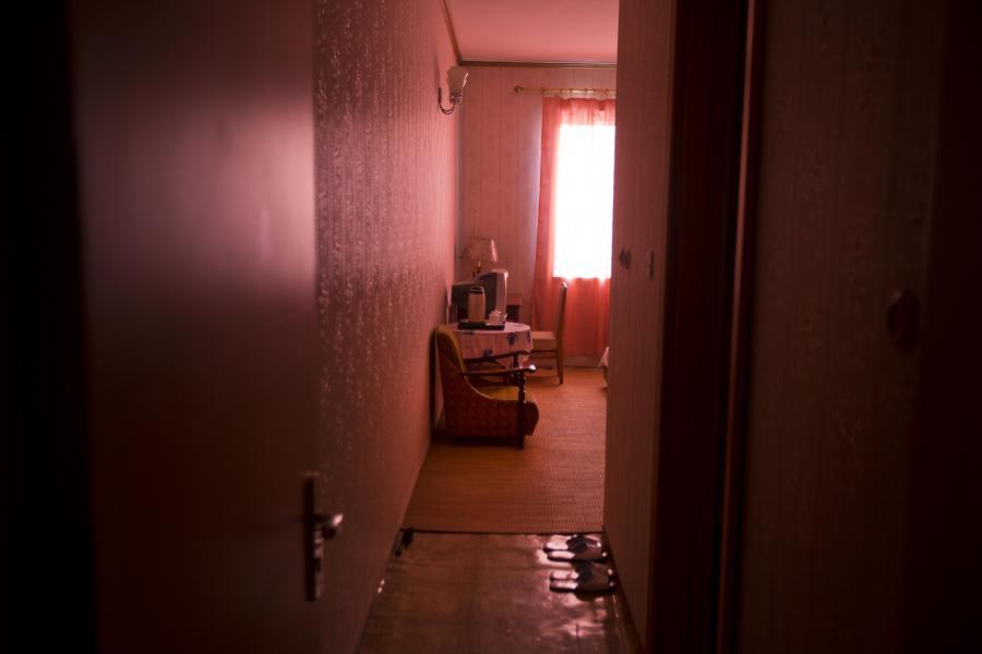 Wnętrze pokoju