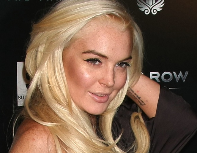 Lindsay Lohan, Gus Van Sant i gwiazdor porno