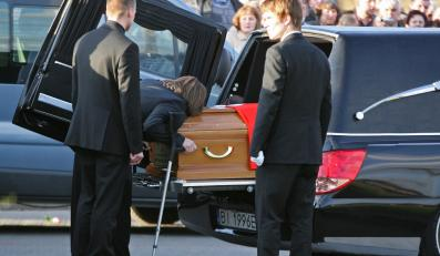 Pogrzeb Krzysztofa Putry w Białymstoku