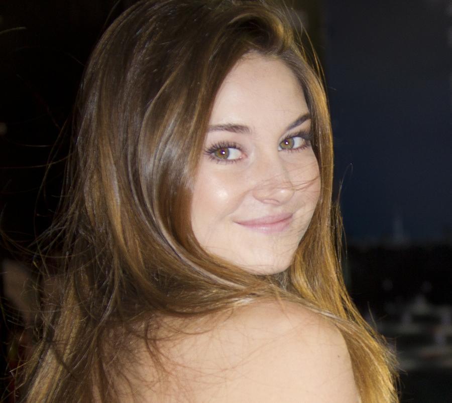 Shailene Woodley będzie nową Mary Jane?