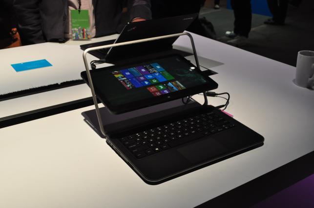 Dell z obrotowym ekranem