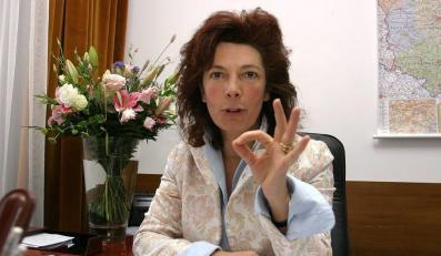 Nelli Rokita: Noście kalesony jak mój Janek