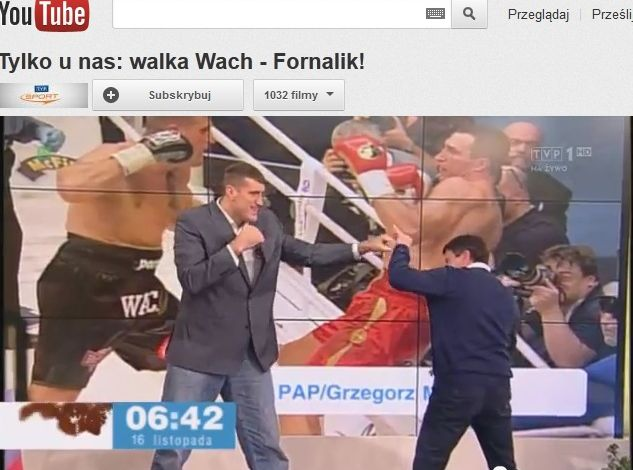 Mariusz Wach Nie Brałem żadnych Sterydów Przed Walką Z