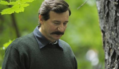 """Robert Więckiewicz w filmie """"Wałęsa"""""""