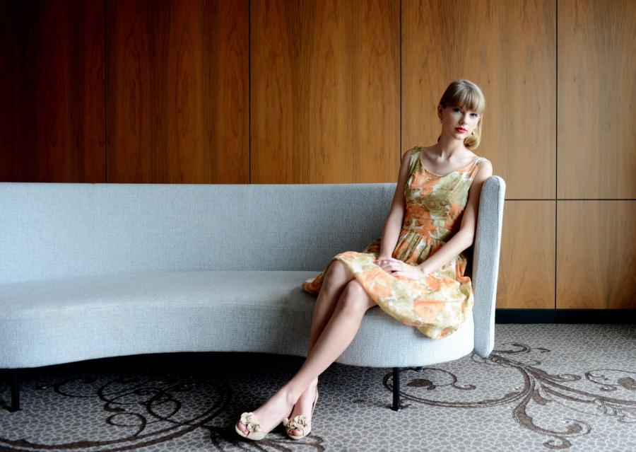"""Taylor Swift na zdjęciach z promocji albumu """"Red"""" w Australii"""